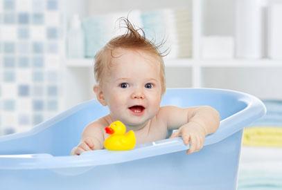 Bain pour bebe